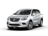 GM Fleet 2017 Buick Envision compact SUV.