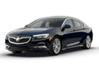 GM Fleet 2018 Buick Regal sport sedan.