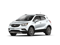 GM Fleet 2018 Buick Encore small SUV.