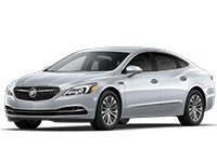 GM Fleet 2019 Buick LaCrosse