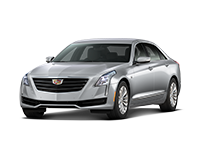 GM Fleet 2018 Cadillac CT6 full-size sedan.