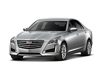 GM Fleet 2018 Cadillac CTS sport sedan.