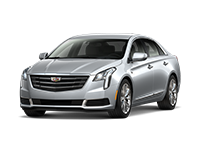 GM Fleet 2018 Cadillac XTS sedan.