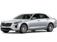 GM Fleet Cadillac CT6