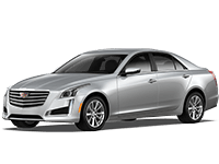GM Fleet Cadillac CTS Sedan
