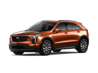 GM Fleet 2021 Cadillac XT4