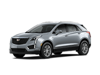 GM Fleet 2021 Cadillac XT5