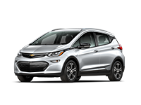 GM Fleet 2017 Chevrolet Bolt EV electric car.