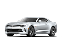 GM Fleet 2017 Chevrolet Camaro sports car.