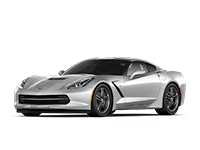 GM Fleet 2017 Chevrolet Corvette sports car.