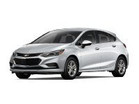 GM Fleet 2017 Chevrolet Cruze Hatchback.