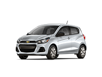 GM Fleet 2017 Chevrolet Spark small car.