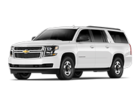 GM Fleet 2017 Chevrolet Suburban HD heavy-duty large SUV.