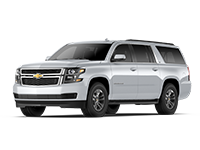 GM Fleet 2017 Chevrolet Suburban large SUV.