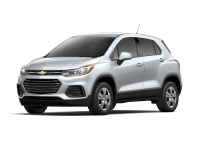 GM Fleet 2017 Chevrolet Trax small SUV.
