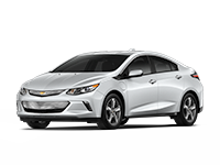 GM Fleet 2017 Chevrolet Volt electric car.