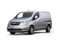 GM Fleet 2017 Chevrolet City Express small cargo van.
