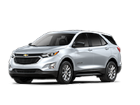 GM Fleet 2018 Chevrolet Equinox SUV.