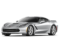 GM Fleet 2018 Chevrolet Corvette sports car.