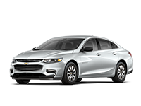GM Fleet 2018 Chevrolet Malibu mid-size sedan.
