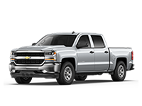 GM Fleet 2018 Chevrolet Silverado 1500 pickup truck.