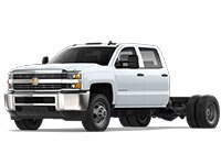 GM Fleet 2019 Chevrolet Chassis Cab HD
