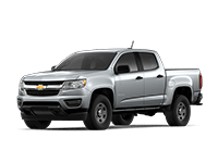 GM Fleet 2019 Chevrolet Colorado