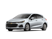 GM Fleet 2019 Chevrolet Cruze