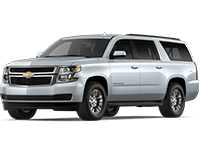GM Fleet 2019 Chevrolet Suburban