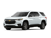 GM Fleet 2019 Chevrolet Traverse