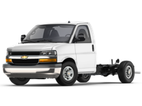 GM Fleet 2019 Chevrolet Express 3500 Cutaway