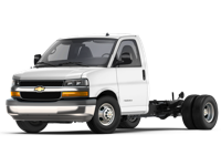 GM Fleet 2019 Chevrolet Express 4500 Cutaway