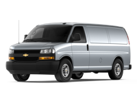 GM Fleet 2019 Chevrolet Express Cargo