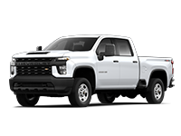 GM Fleet 2020 Chevrolet Commercial Silverado 2500 HD