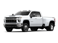 2020 All-New Chevrolet Silverado 3500HD.