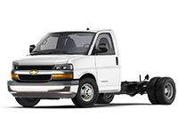 GM Fleet 2020 Chevrolet Express 4500 Cutaway