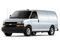 GM Fleet 2020 Chevrolet Express Cargo