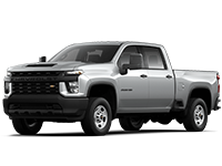 GM Fleet 2021 Chevrolet Commercial Silverado 2500 HD
