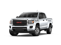 GM Fleet 2018 GMC Canyon mid-size pickup truck.