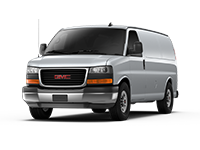 GM Fleet 2018 GMC Savana Cargo van.