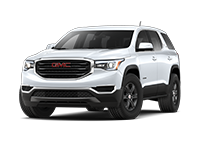 GM Fleet 2019 GMC Acadia
