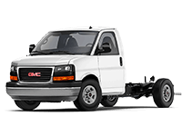 GM Fleet 2019 GMC Savana 3500 Cutaway