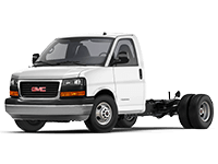 GM Fleet 2019 GMC Savana 4500 Cutaway