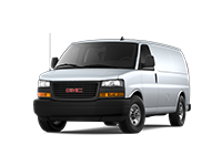 GM Fleet 2019 GMC Savana Cargo Van