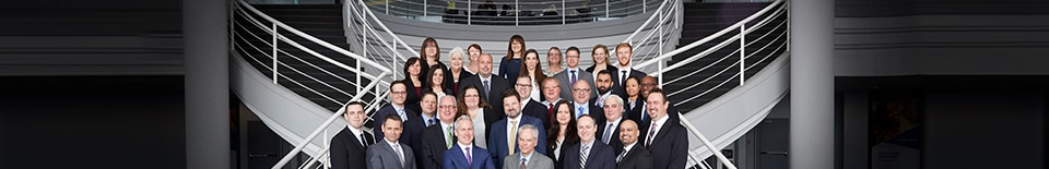 View of the GM Fleet executive team.
