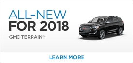 Select the Read The Article link to go to the 2018 GMC Terrain article page.