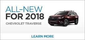 Select the Read The Article link to go to the 2018 Chevrolet Traverse article page.