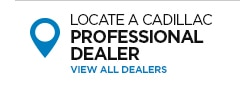 Click image to locate a Cadillac Professional Dealer.