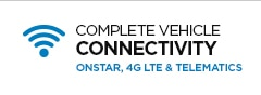 Click image to go to the GM Fleet Complete Vehicle Connectivity page.