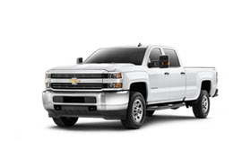 2017 Chevy Silverado 3500 HD Fleet Truck